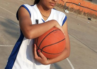 international Hoopster Rutuja J Pawar