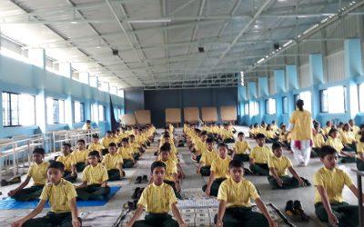 Yoga Day June-2018