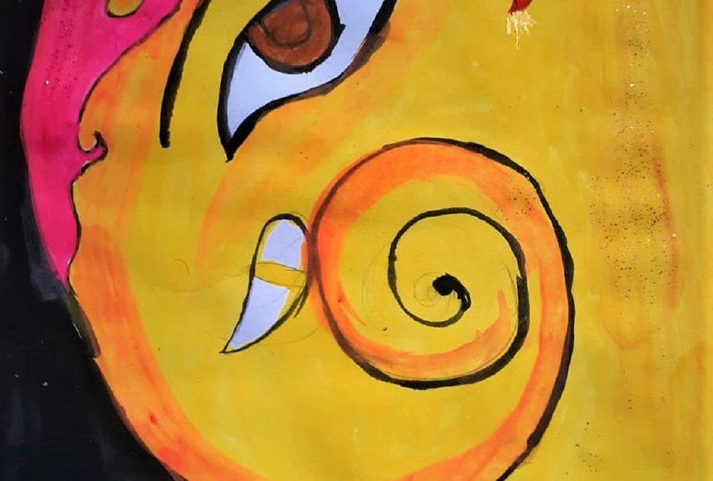 Ganesha Drawing Online Activity 2020